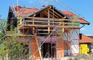das neue Eigenheim mit einer günstigen Baufinanzierung