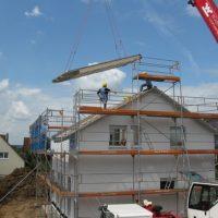 Bild einer Baustelle
